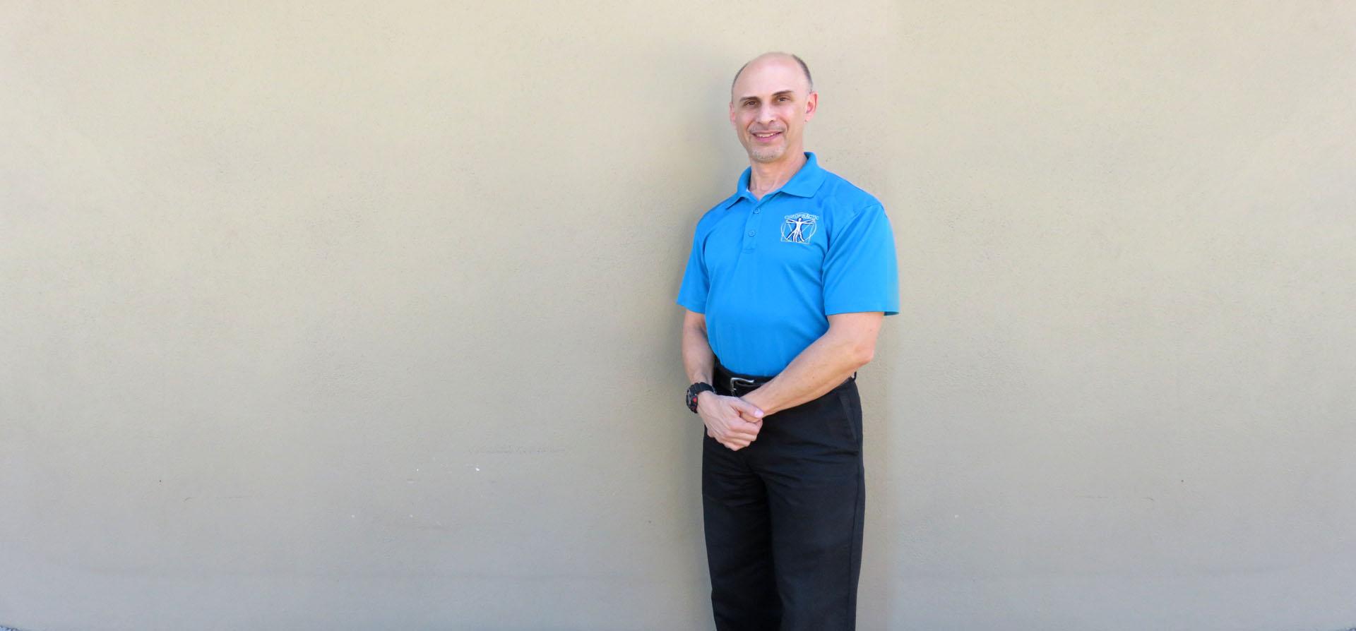 Dr. Steven Komsky | Chiropractor | Tampa, FL
